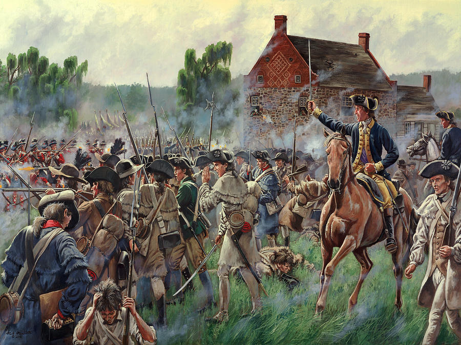 An overview of the battle of bunker hill in the history