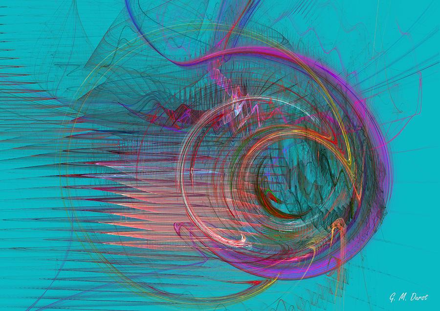 The Blues Digital Art