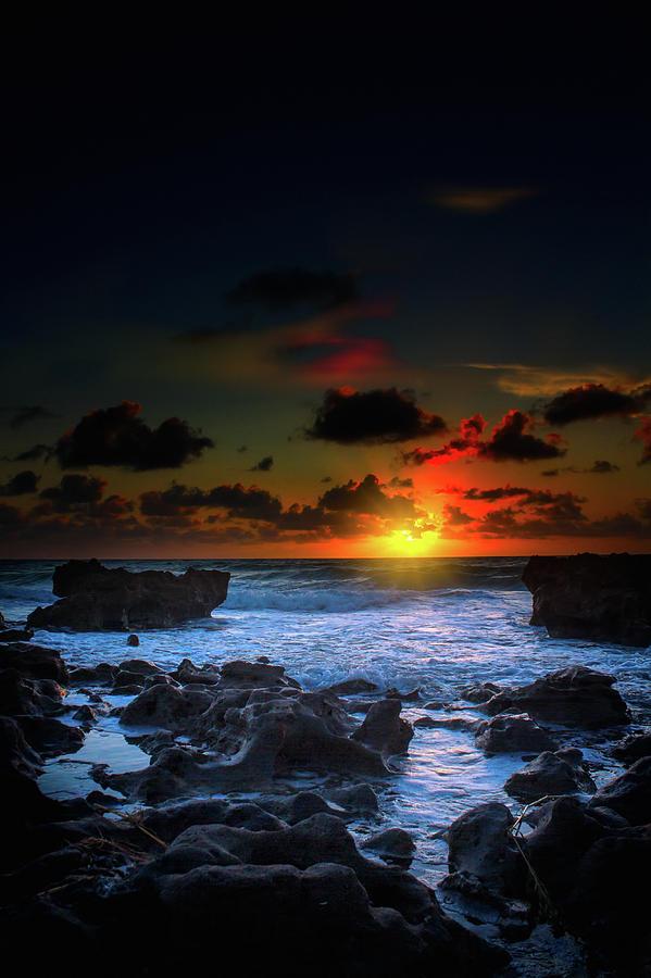 The Break Of Dawn Photograph