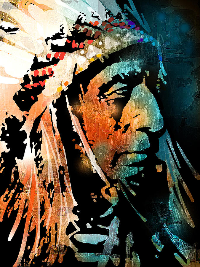 The Chief Painting