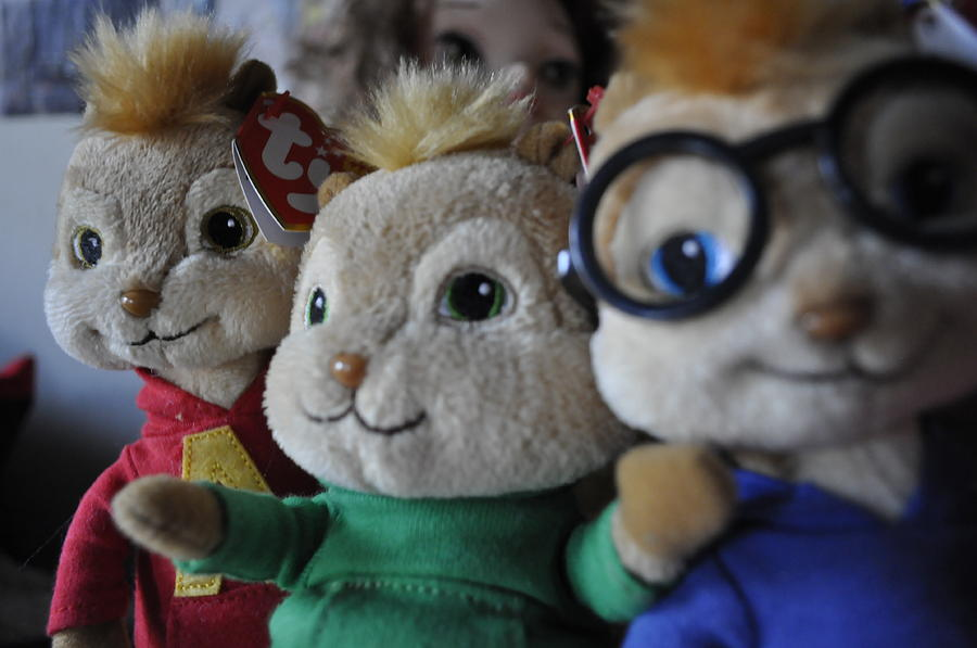 The Chipmuncks Photograph
