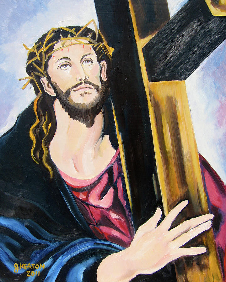 The Cross Painting