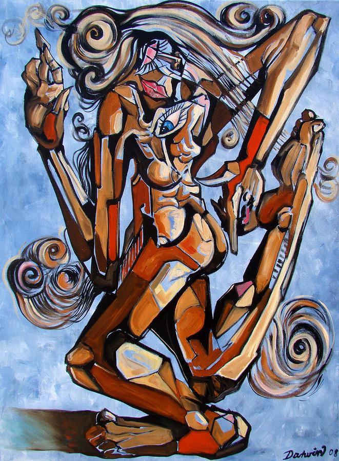 The Dance Of Ecstacy Painting