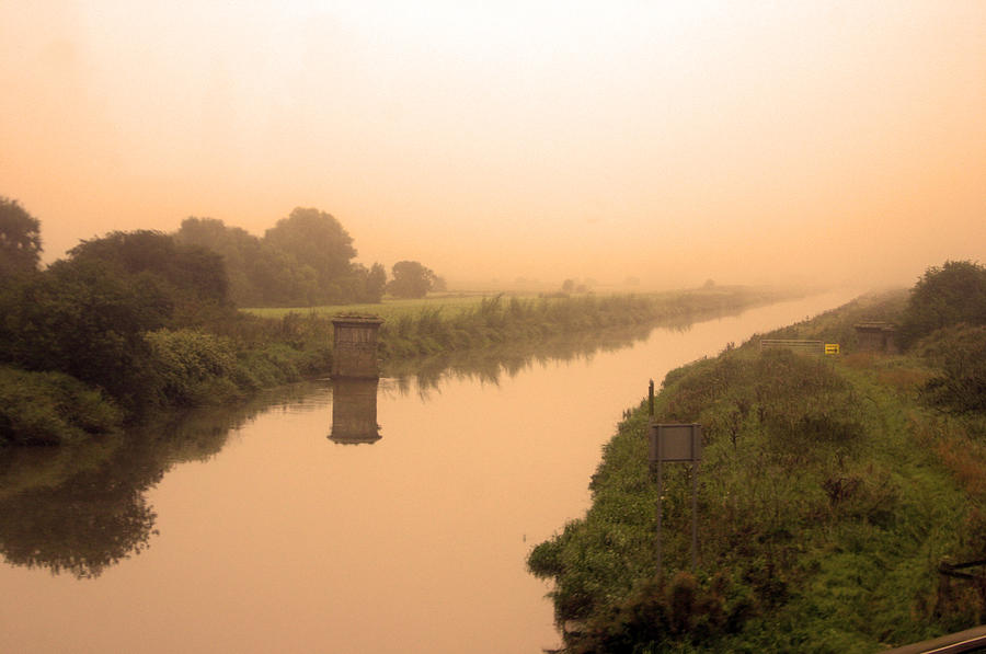 England Photograph - The Fens by Jez C Self