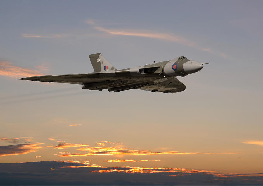 Aircraft Photograph - The Guardian by Pat Speirs