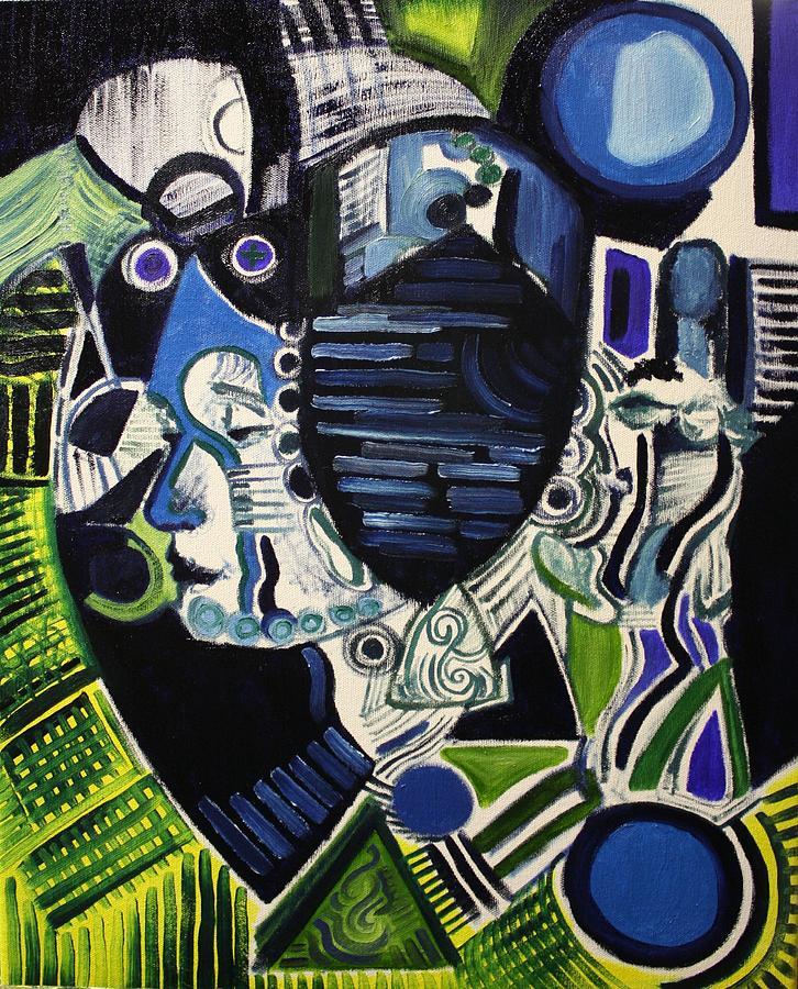 Michael Kulick Painting - The Healing Has Begun by Michael Kulick