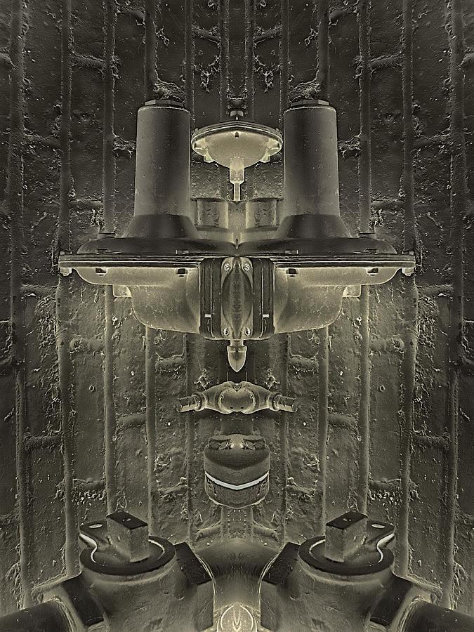 The Invisible Man Digital Art