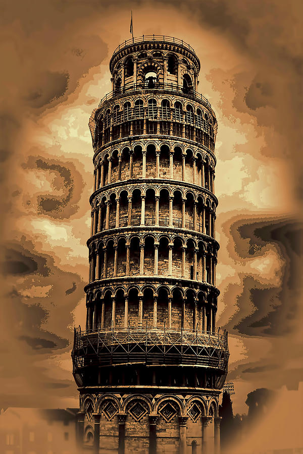 The Leaning Tower Of Pisa Photograph By Tom Prendergast