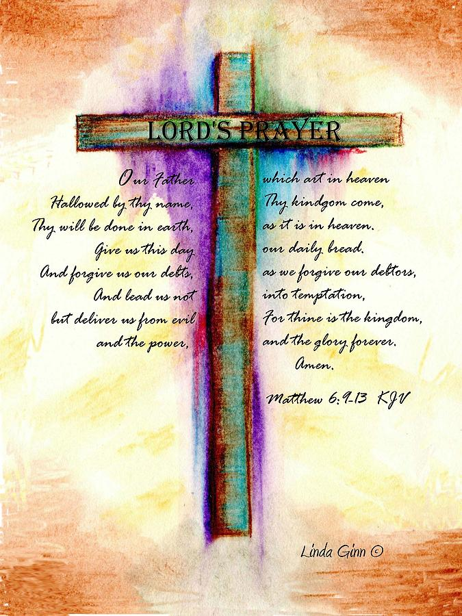 The Lord S Prayer By Linda Ginn