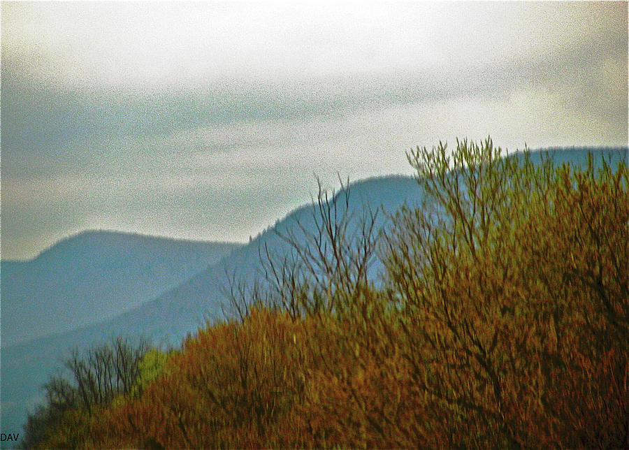 The Mountains Waken Photograph