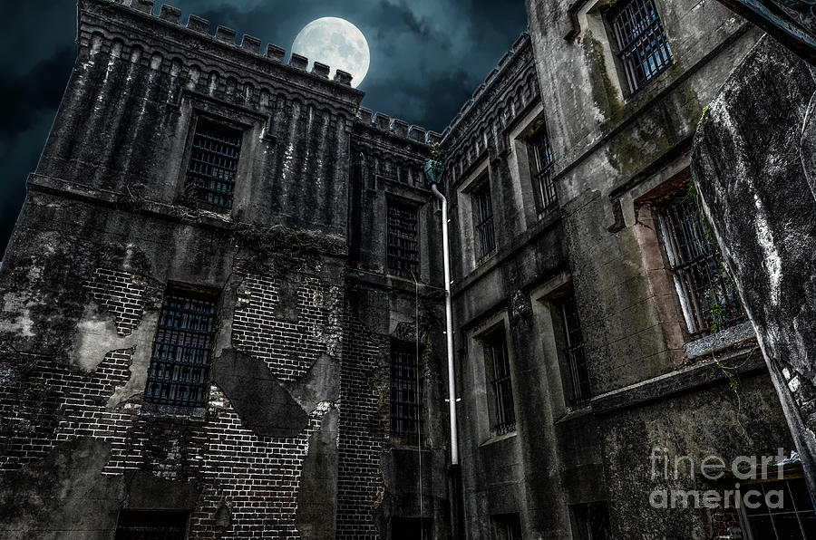 The Old City Jail Photograph