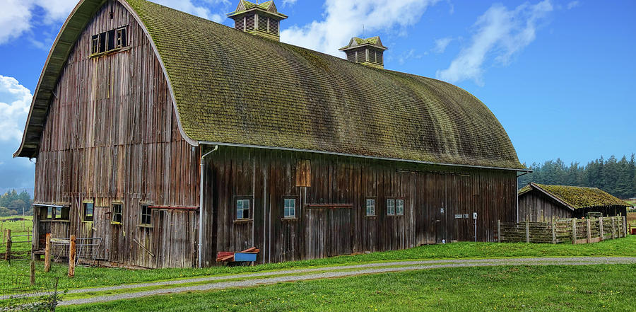 The Old Dutch Barn Photograph By Rick Lawler