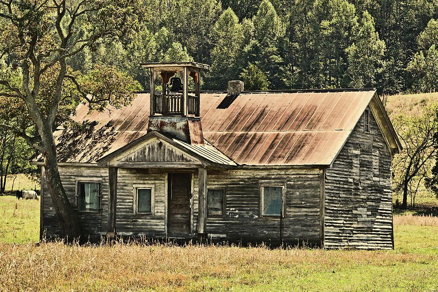 The Old School House Photograph