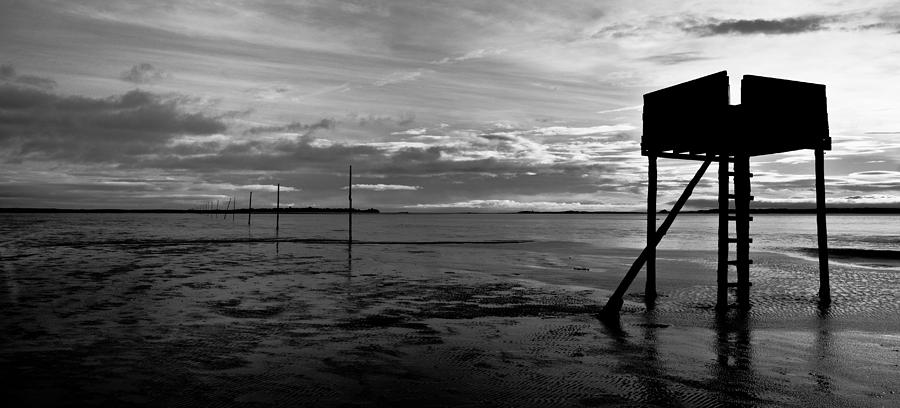 Lindisfarne Photograph - The Pilgrims Refuge by Max Blinkhorn