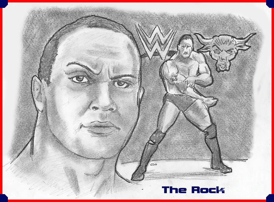 The Rock Drawing