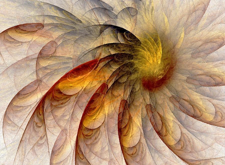 Sun Digital Art - The Sun Do Move - Remembering Langston Hughes by NirvanaBlues