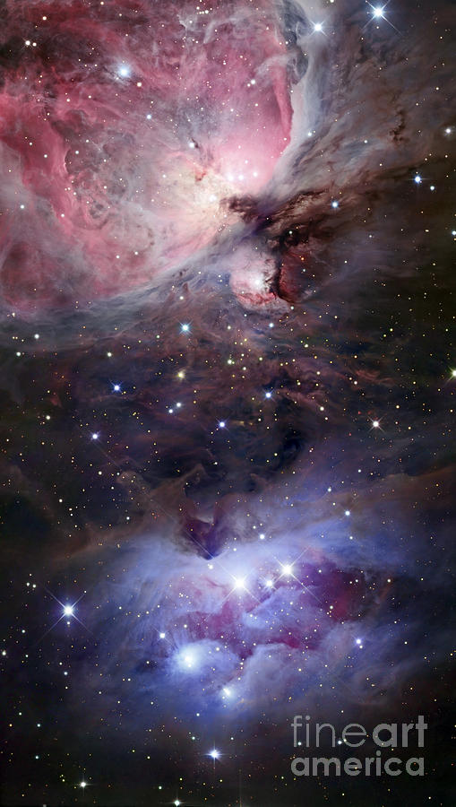 The Sword Of Orion Photograph