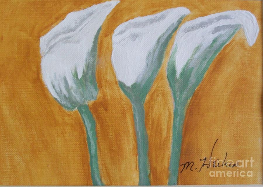 The Three Ladies Painting