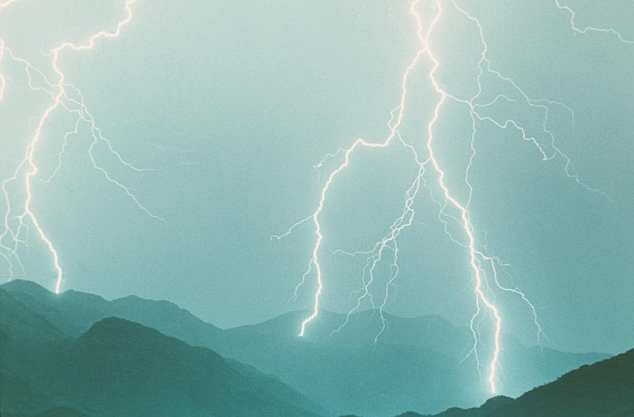 Lightning Photograph - The Walk  by James BO  Insogna