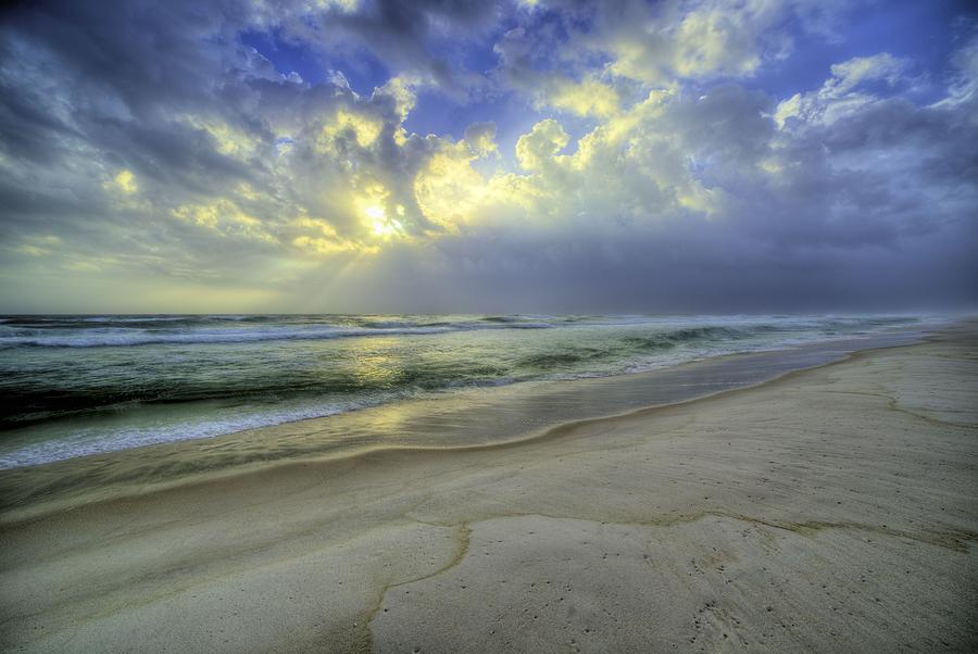 The Waters Of Panama City Beach Photograph by JC Findley