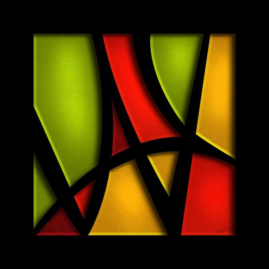 The Way Mixed Media - The Way - Abstract by Shevon Johnson