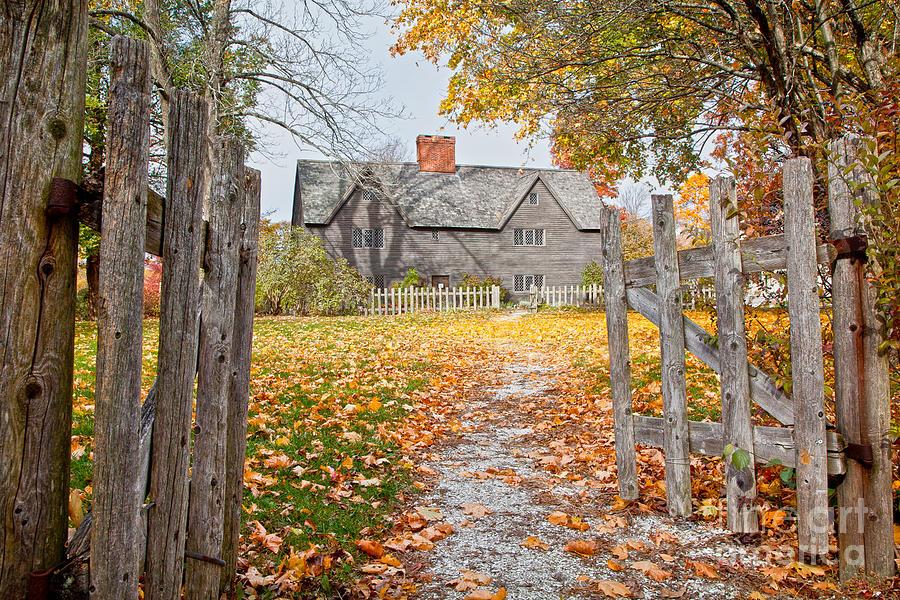The Whipple House Photograph