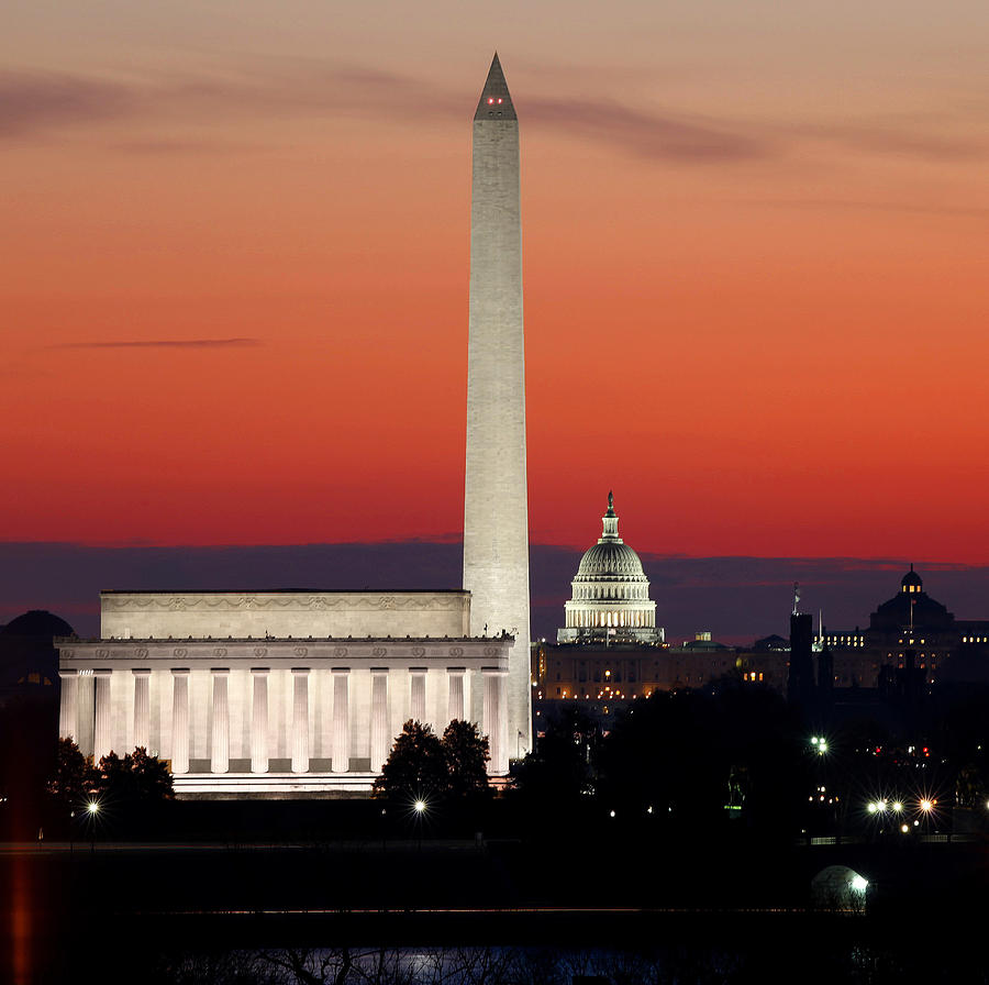 Washington D.c. Photograph - This City by Mitch Cat