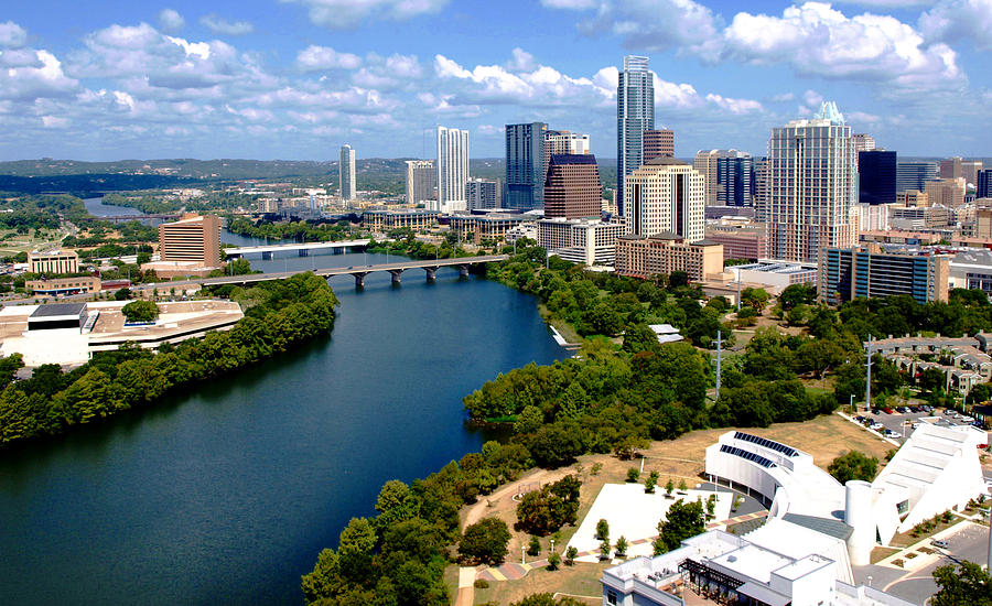 Austin Photograph - This Is Austin by James Granberry