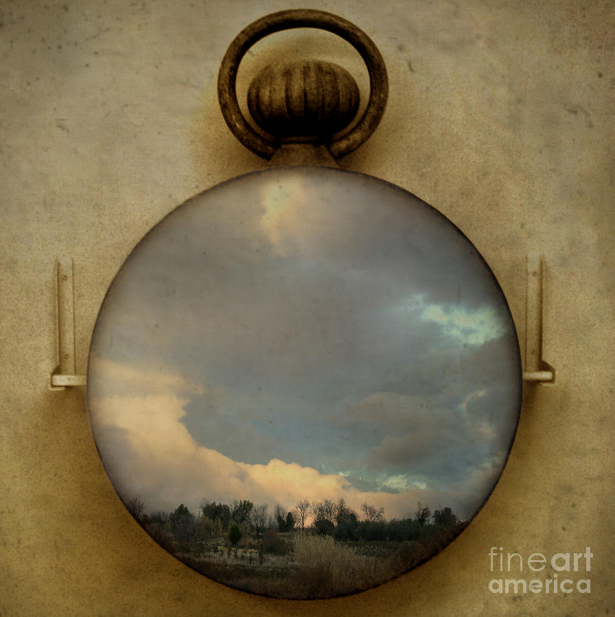 Time Photograph - Time Free by Martine Roch