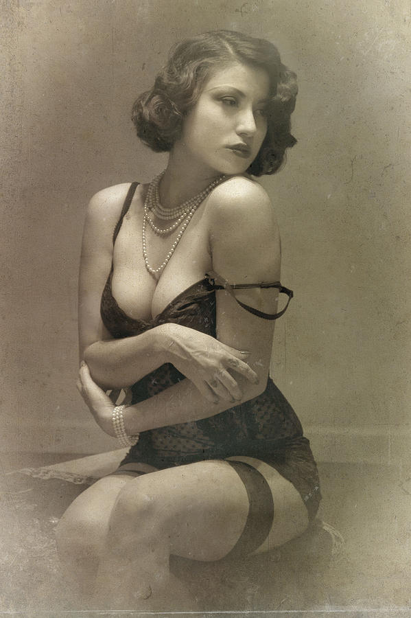 Vintage Photographs Photograph - Timeless by Cris Jan  Lim