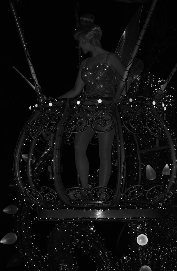 Walt Disney World Photograph - Tinker Bell by Rob Hans