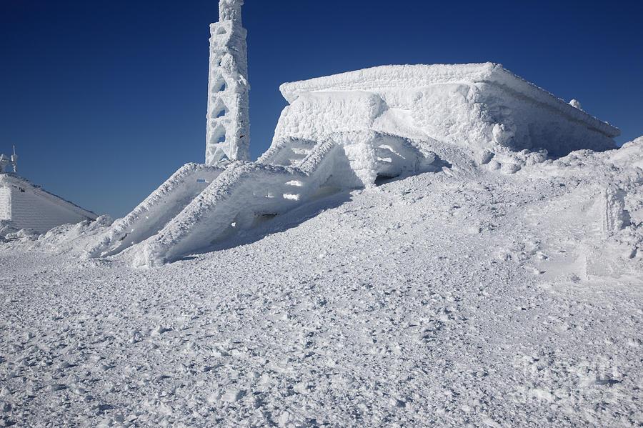 Tip Top House - Mount Washington New Hampshire  Photograph