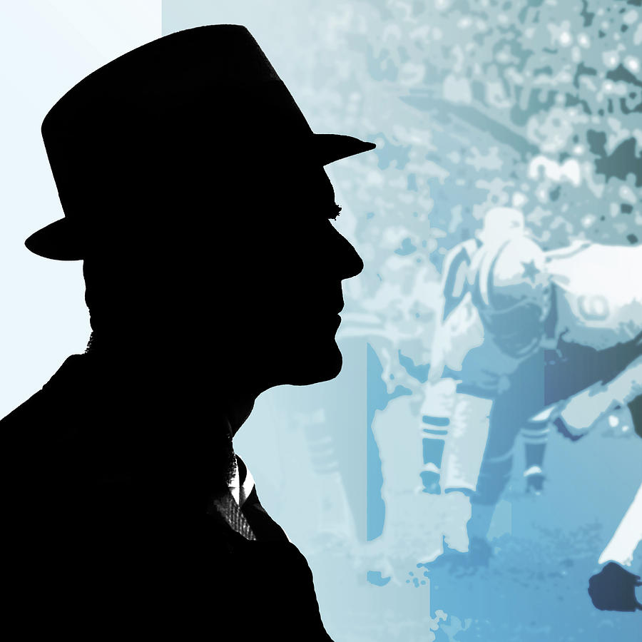 Tom Landry Digital Art