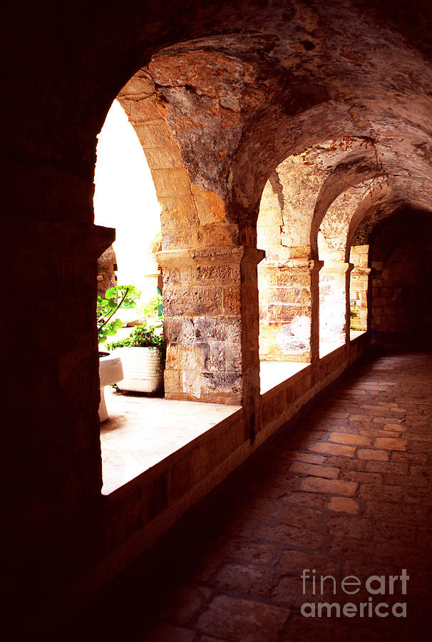 Israel Photograph - Tomb Of King David by Thomas R Fletcher