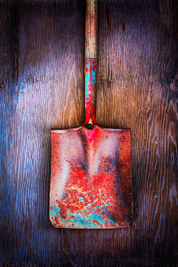 Tools On Wood 47 Photograph