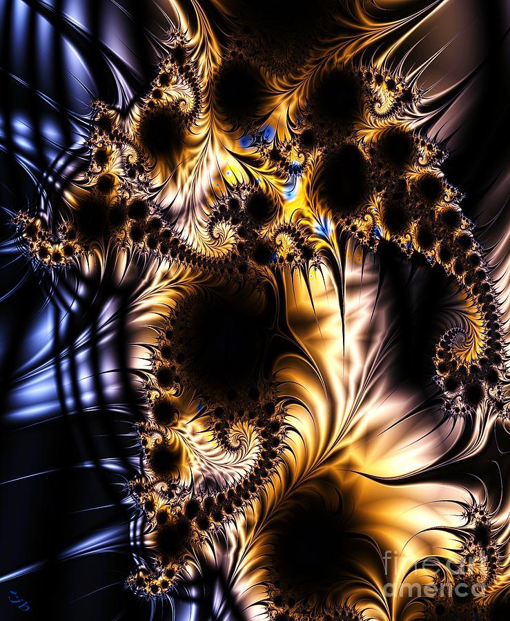 Torn Apart Digital Art