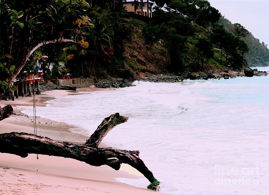Caribbean Island Photograph Photograph - Tortola Bvi by Tom Prendergast