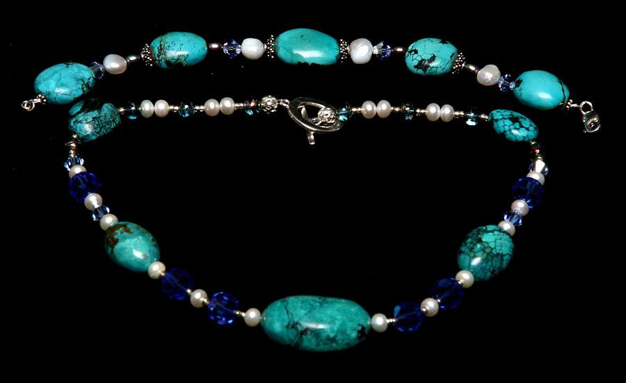 Torquoisejewelry Jewelry - Tranquility Set by Yael VanGruber