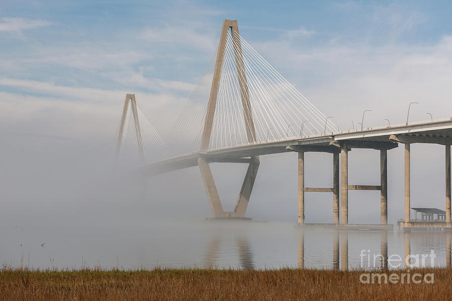 Transportation Fog Photograph