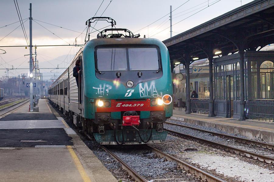 Trenitalia Photograph