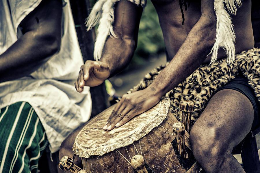 Tribal Beat Photograph