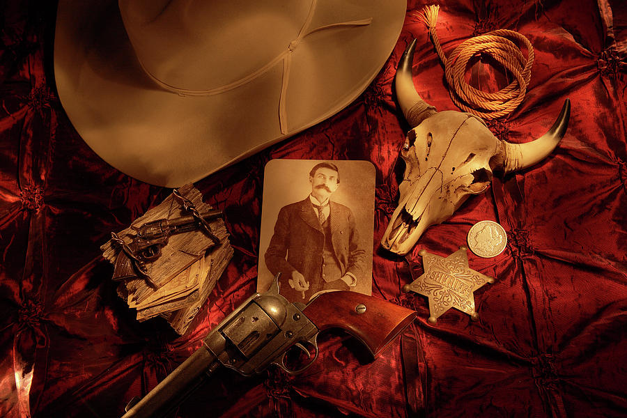 Pat Garrett Photograph - Tribute To Pat by Daniel Alcocer