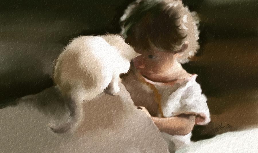True Friends Painting