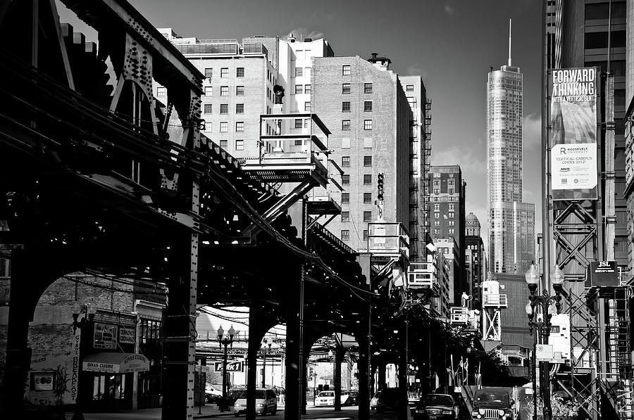 Horizontal Photograph - Trump Tower by George Imrie Photography