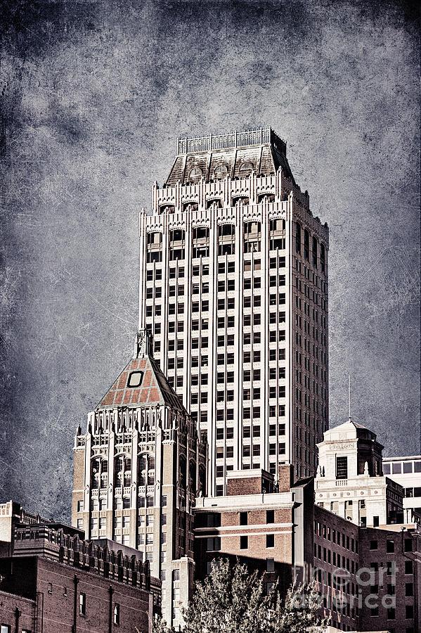 Tulsa Photograph - Tulsa Art Deco I by Tamyra Ayles