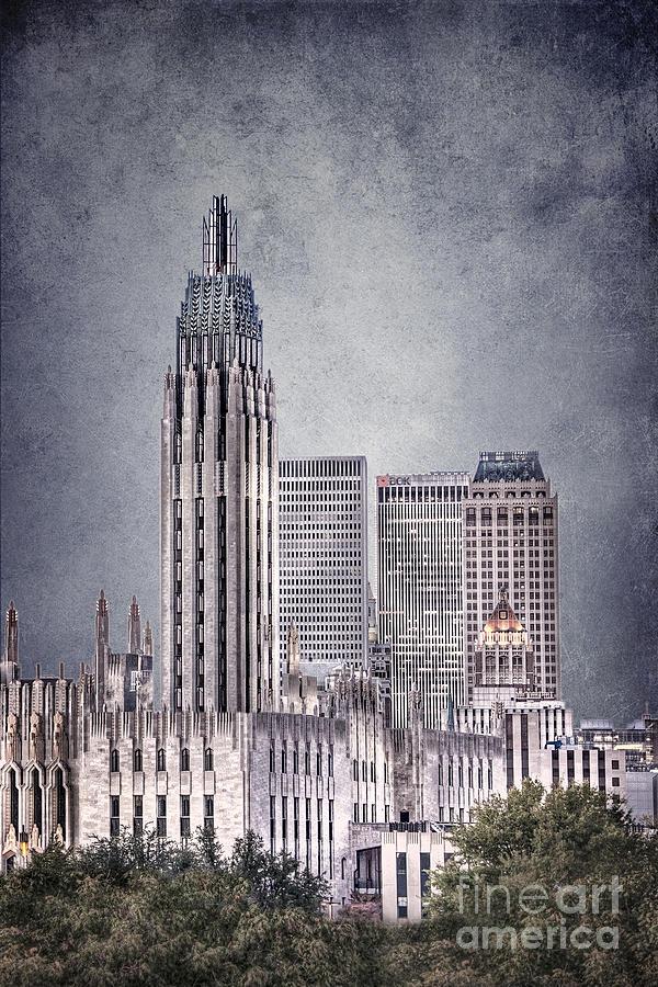Tulsa Art Deco II Photograph