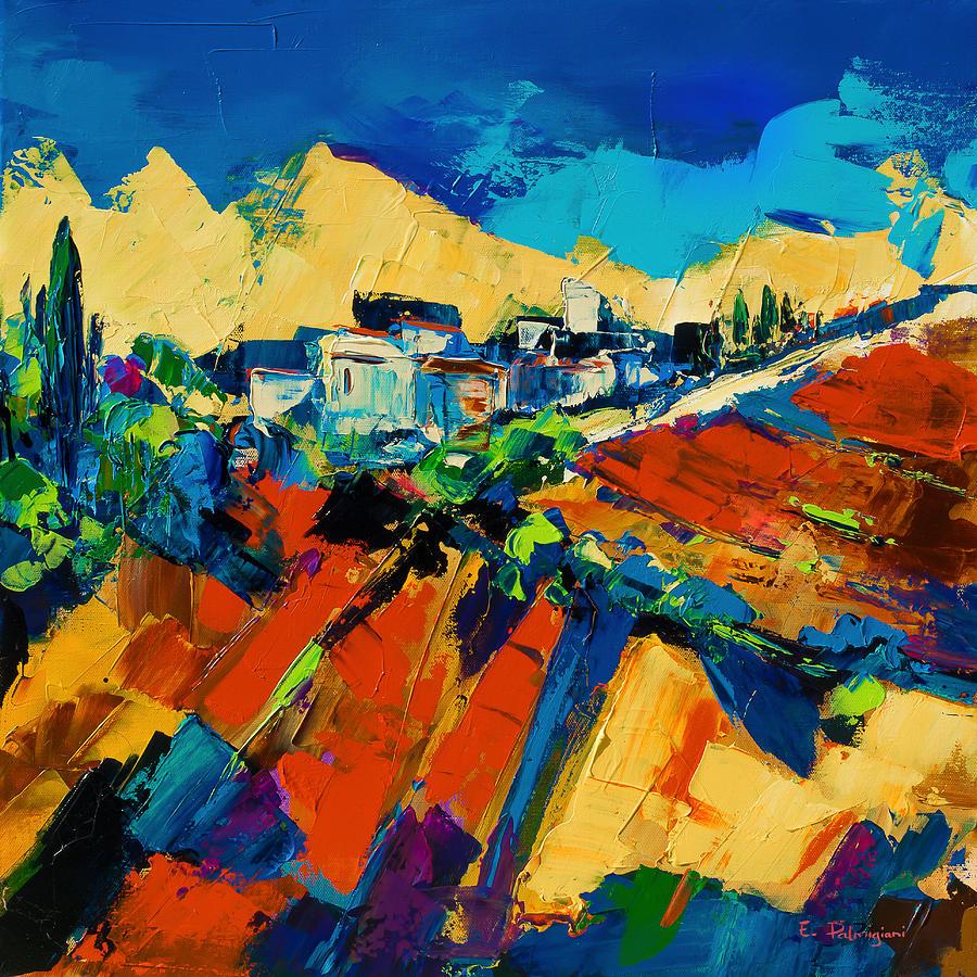 Tuscan Light Painting