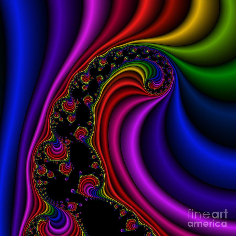 Twist 120 Digital Art