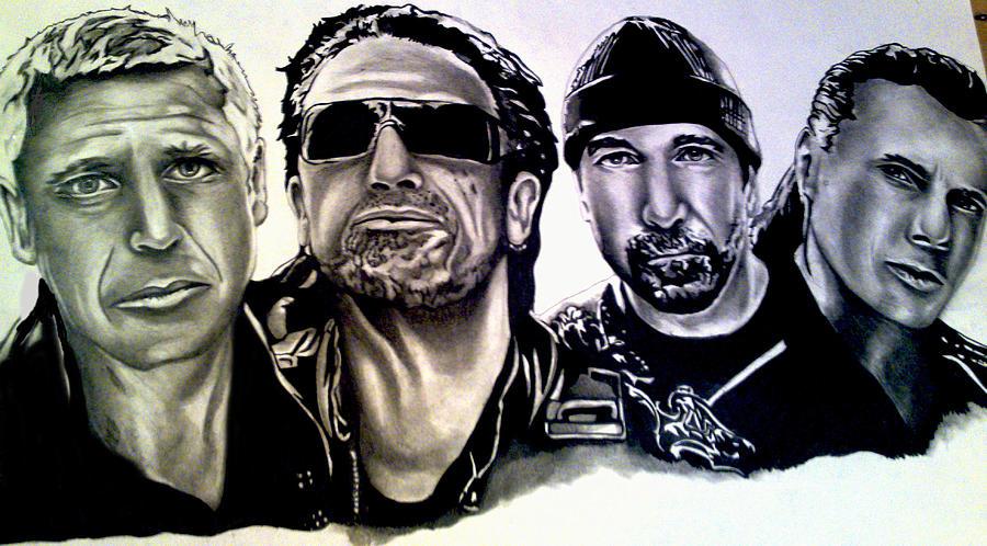 U2 Drawing