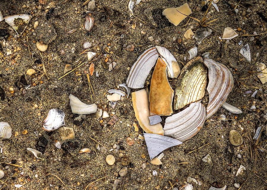 Beach Photograph - Unbreak My Heart by Evelina Kremsdorf
